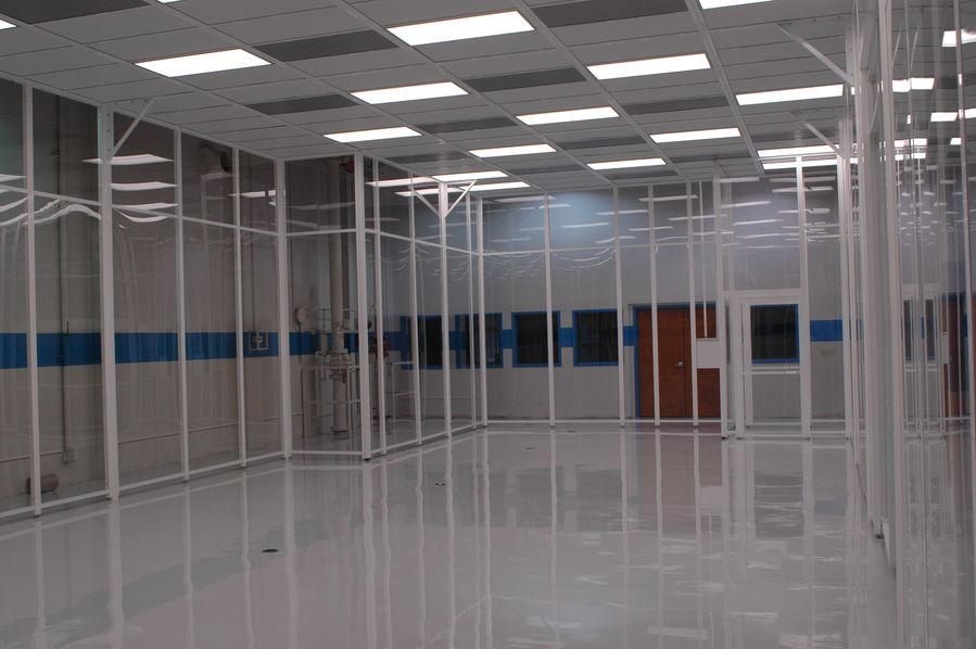 a cleanroom