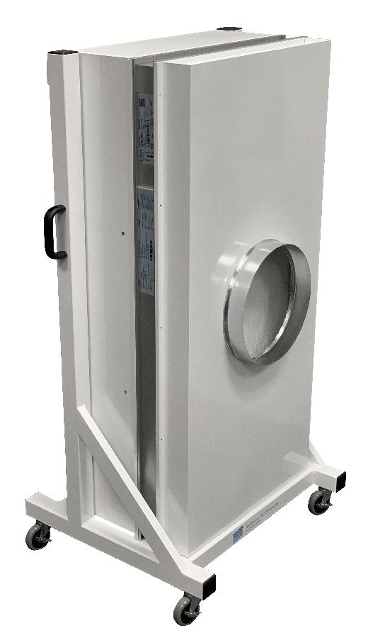 mobile hepa filter